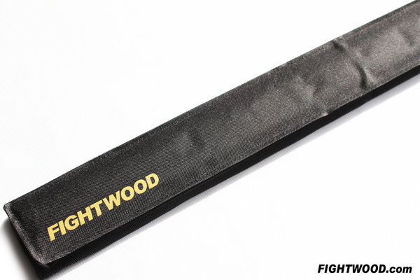"FIGHTWOOD Tasche ""Black and Gold"" mit Tragegurt"
