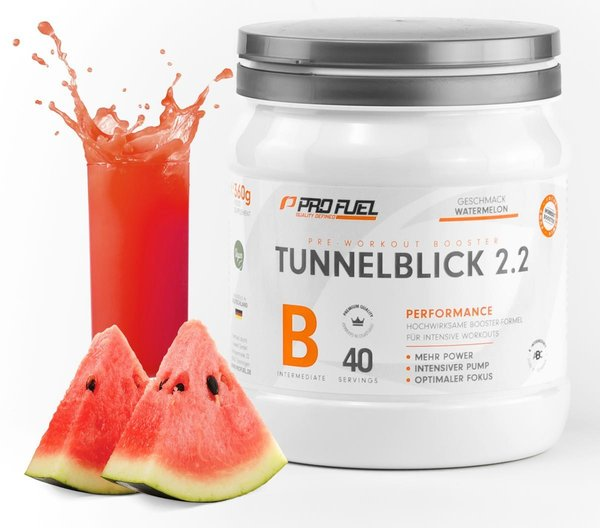 ProFuel Tunnelblick 2.2 Pre Workout Booster 360g