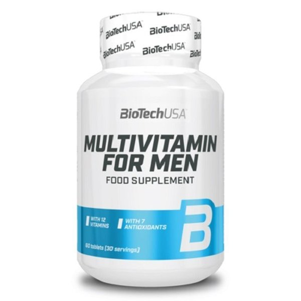 BIOTECH USA - MULTIVITAMIN FOR MEN
