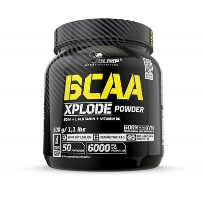 Olimp BCAA Xplode Powder - 500g Orange
