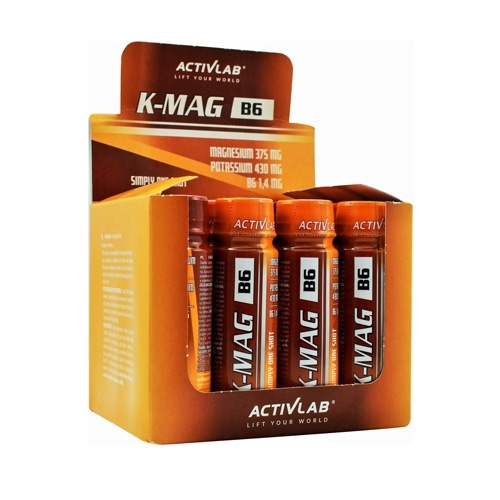 Activlab K-Mag B6 Shot (12x80ml)