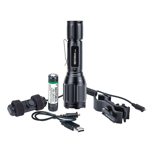 NEXTORCH LED Taschenlampe T5G SET