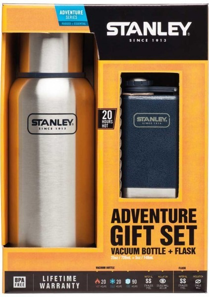 Stanley Adventure Gift Set - navyblaue