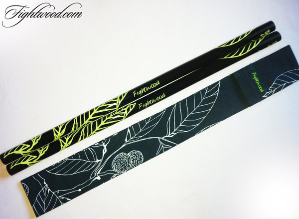 "FIGHTWOOD SET "" Verde Manzana """
