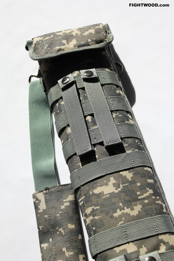 Arnis Authority Army Camouflage Bag