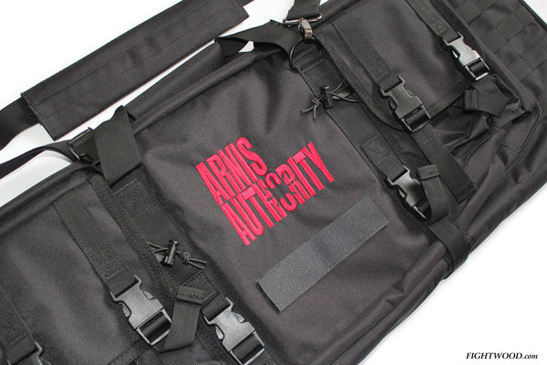 Arnis Authority Duffle Bag